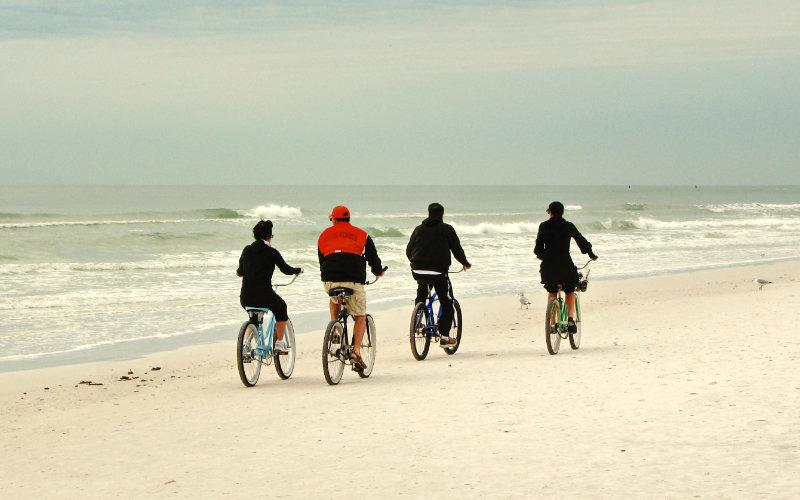bikes exploring beach surf lodge portugal