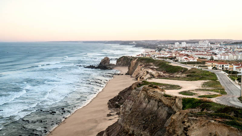 discover best waves portugal coast