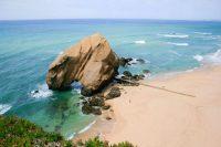 portugal beaches best beginners surfspot