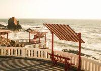 surfcamp santa cruz view point ocean waves